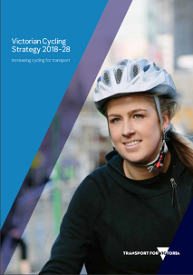 Victorian Cycling Strategy 2018-28